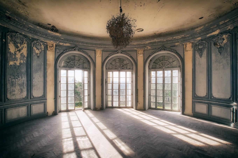 Château des Boucs | Residentiel | Lieux oubliés | Urbex | RanoPano Photography