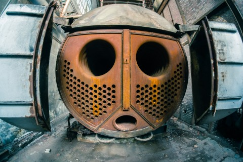 Usine B | Industriel | Lieux oubliés | Urbex | RanoPano Photography