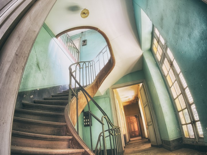 Château Cavalier | Residentiel | Lieux oubliés | Urbex | RanoPano Photography