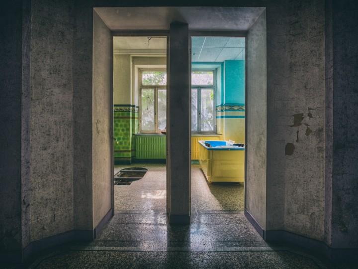 Alla Italia | Medical | Lieux oubliés | Urbex | RanoPano Photography