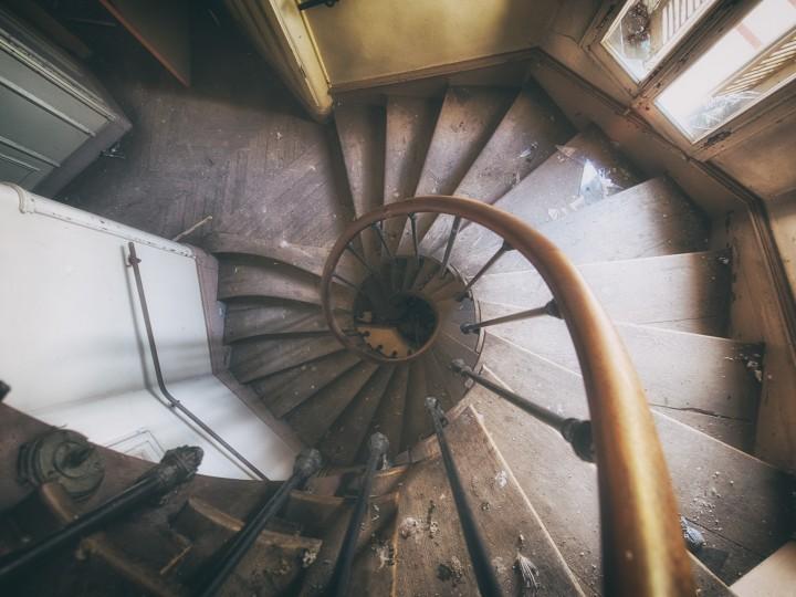 Manoir Tigrou | Residentiel | Lieux oubliés | Urbex | RanoPano Photography