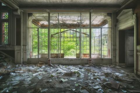 Hôtel Seven | Residentiel | Lieux oubliés | Urbex | RanoPano Photography