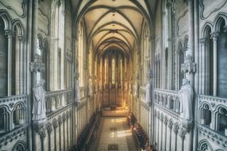 Abbaye de la Chouette | Lieux de Cultes | Lieux oubliés | Urbex | RanoPano Photography
