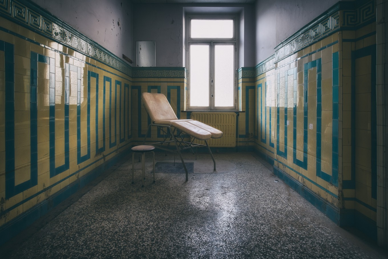 Alla Italia | Medical | Lieux oubliés | Urbex | RanoPano Photography