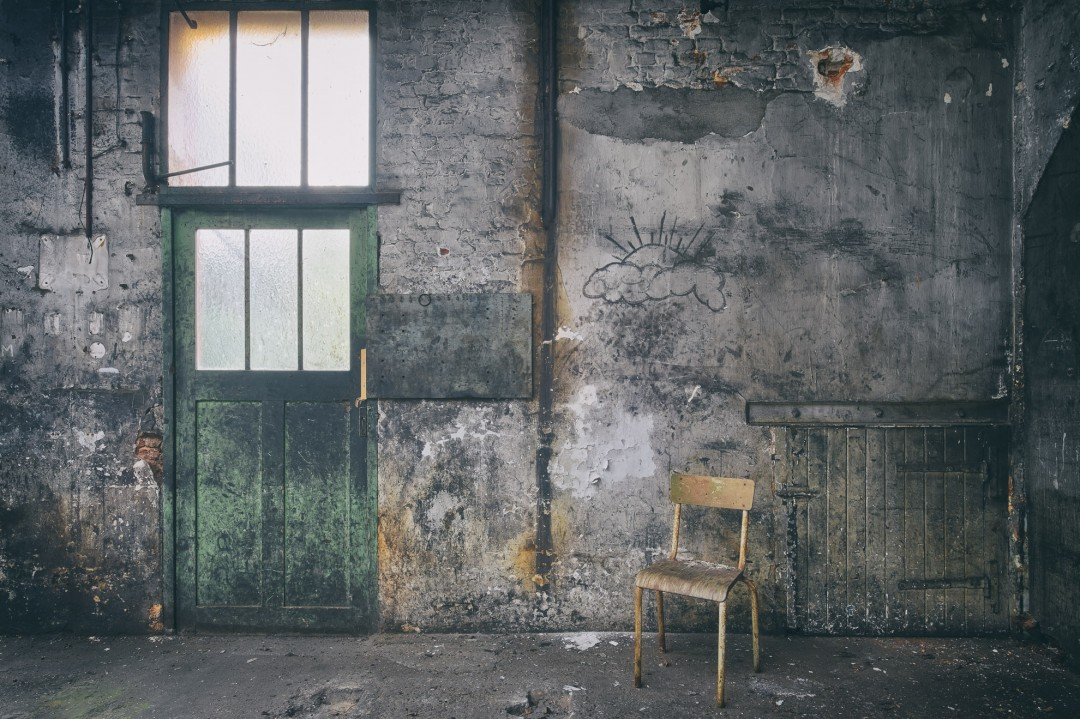 Usine Shed | Lieux oubliés | Urbex | RanoPano Photography