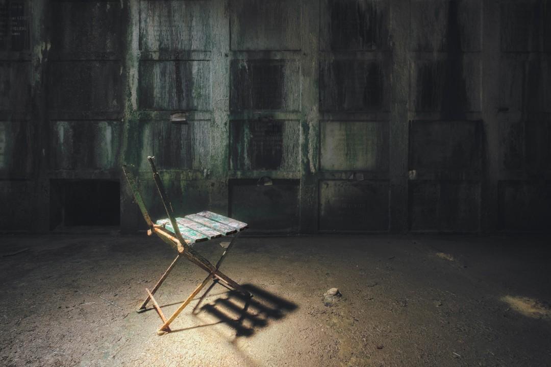 Crypte Leaken | Lieux oubliés | Urbex | RanoPano Photography