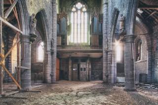 Black Church | Lieux de Cultes | Lieux oubliés | Urbex | RanoPano Photography