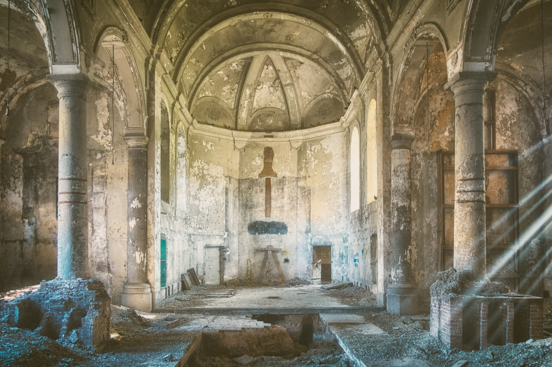 Gravestone Church | Lieux de Cultes | Lieux oubliés | Urbex | RanoPano Photography