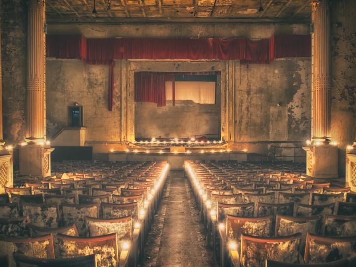 Théâtre Baroque | Loisirs | Lieux oubliés | Urbex | RanoPano Photography