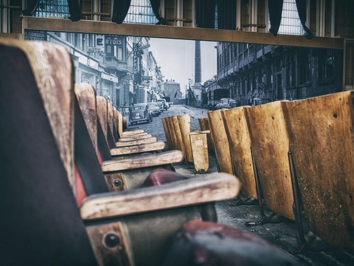 Théâtre Jeusette | Loisirs | Lieux oubliés | Urbex | RanoPano Photography