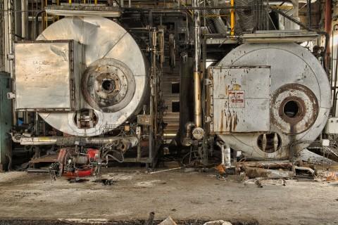 Usine Qui Sent Bon | Industriel | Lieux oubliés | Urbex | RanoPano Photography