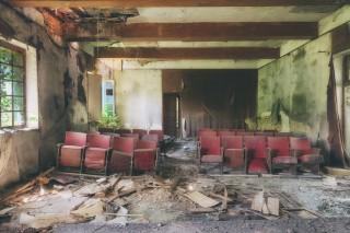 Théâtre de la Cavalière | Loisirs | Lieux oubliés | Urbex | RanoPano Photography