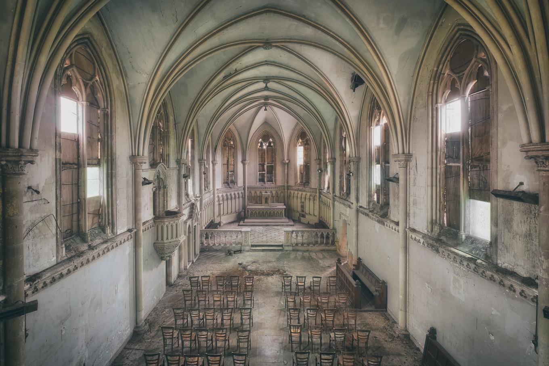 Eglise Lumière | Lieux de Cultes | Lieux oubliés | Urbex | RanoPano Photography