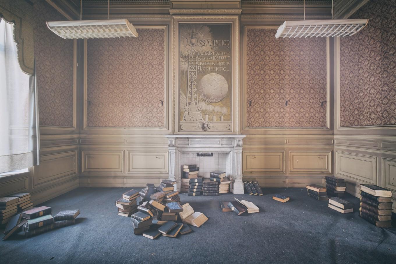 Pritzer Fac | Scolaire | Lieux oubliés | Urbex | RanoPano Photography