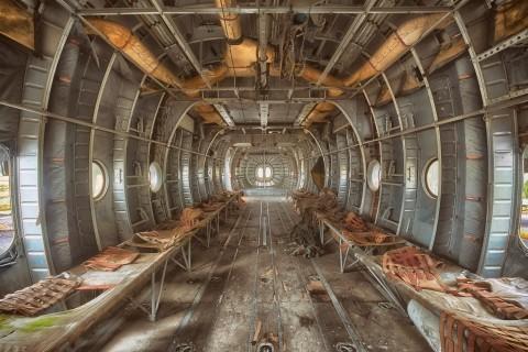 Top Gun  Death Race 68   Lieux oubliés   Urbex   RanoPano Photography