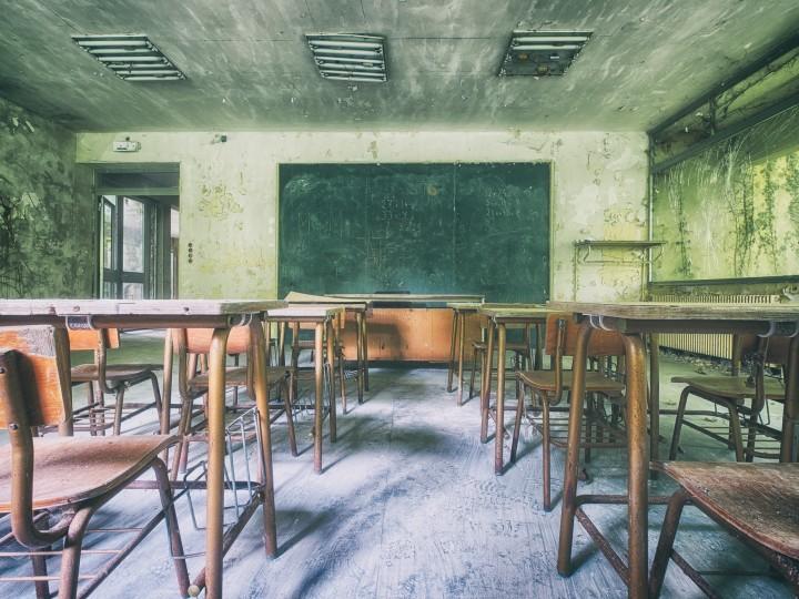 Spanish School | Scolaire| Lieux oubliés | Urbex | RanoPano Photography