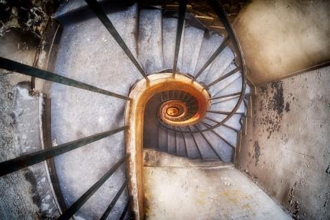 Rotonde Saint Marko | Residentiel | Lieux oubliés | Urbex | RanoPano Photography