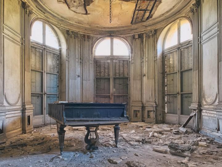 Château Au Bord De L'eau | Residentiel | Lieux oubliés | Urbex | RanoPano Photography