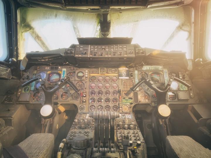 Concorde | Death Race 68 | Lieux oubliés | Urbex | RanoPano Photography
