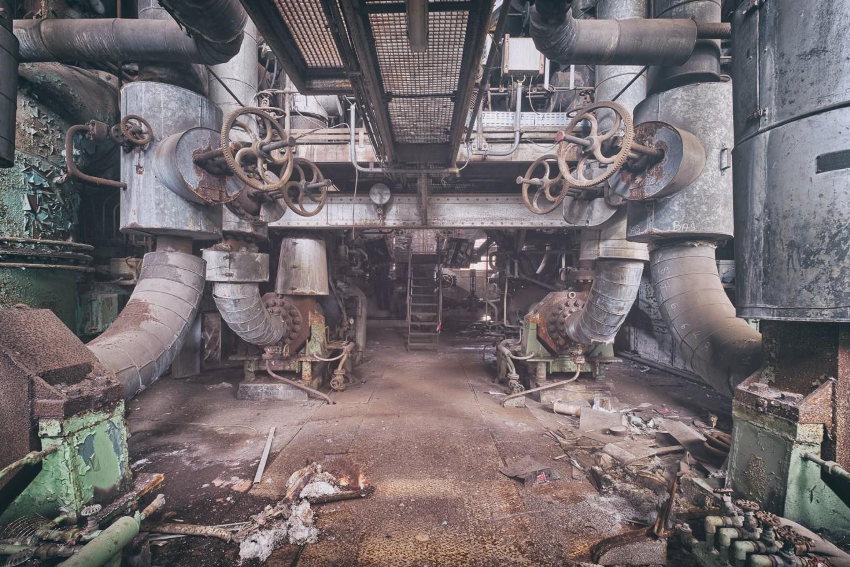 Power Plant X | Industriel | Lieux oubliés | Urbex | RanoPano Photography