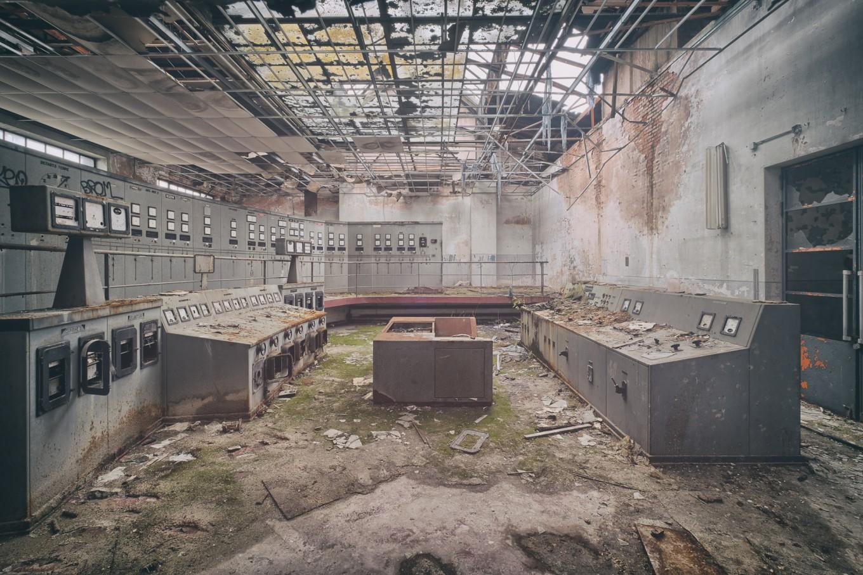 PS2 | Industriel | Lieux oubliés | Urbex | RanoPano Photography