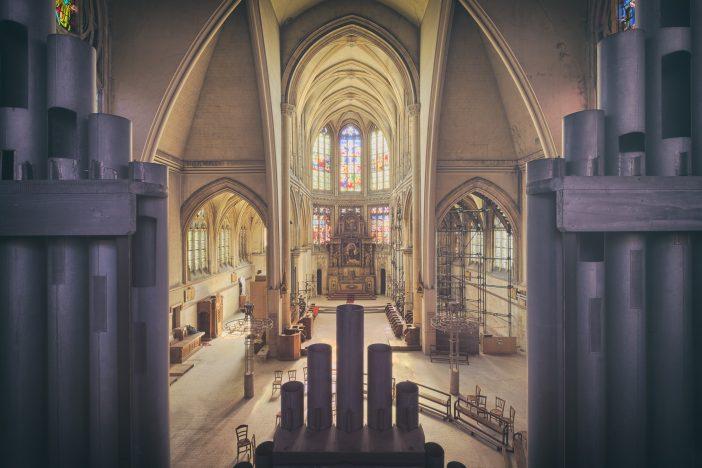 Eglise Bi Polaire | Lieux de Cultes | Lieux oubliés | Urbex | RanoPano Photography