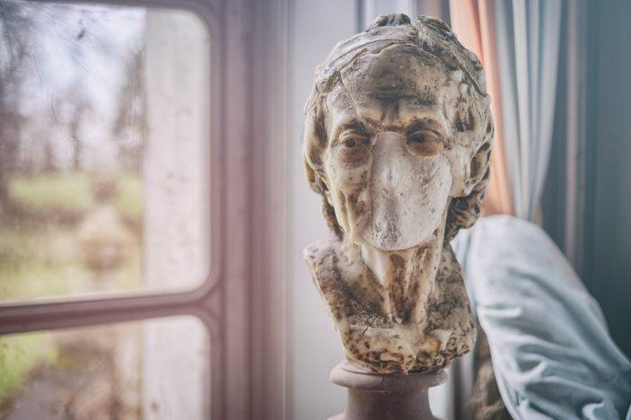 Château Des Bustes   Residentiel   Lieux oubliés   Urbex   RanoPano Photography