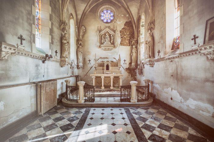 Chapelle du Général   Lieux de Cultes   Lieux oubliés   Urbex   RanoPano Photography