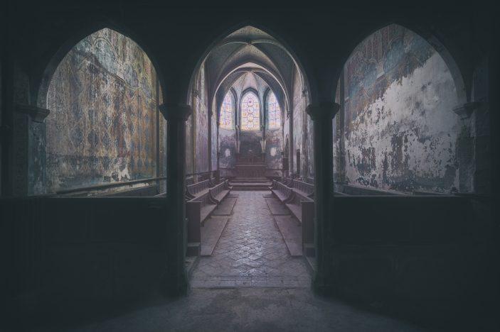 Collège Catholique | Lieux de Cultes | Lieux oubliés | Urbex | RanoPano Photography
