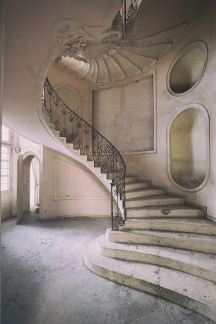Villa Curva | Residentiel | Lieux oubliés | Urbex | RanoPano Photography
