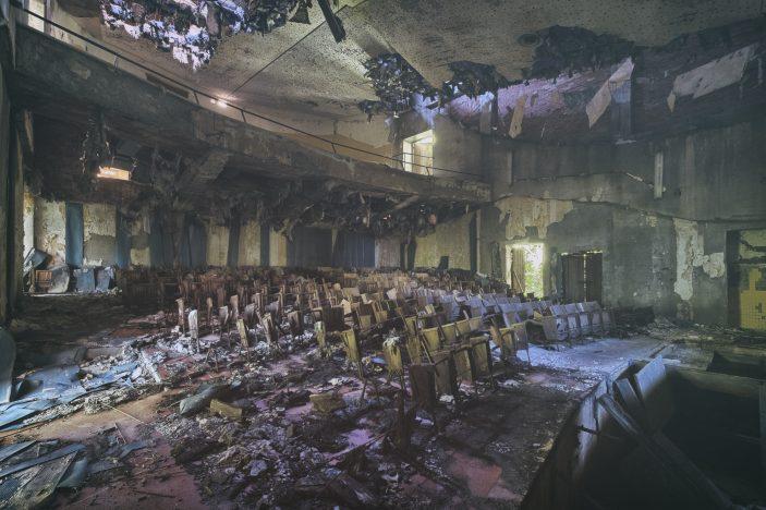 Théâtre Mosquito | Loisirs | Lieux oubliés | Urbex | RanoPano Photography