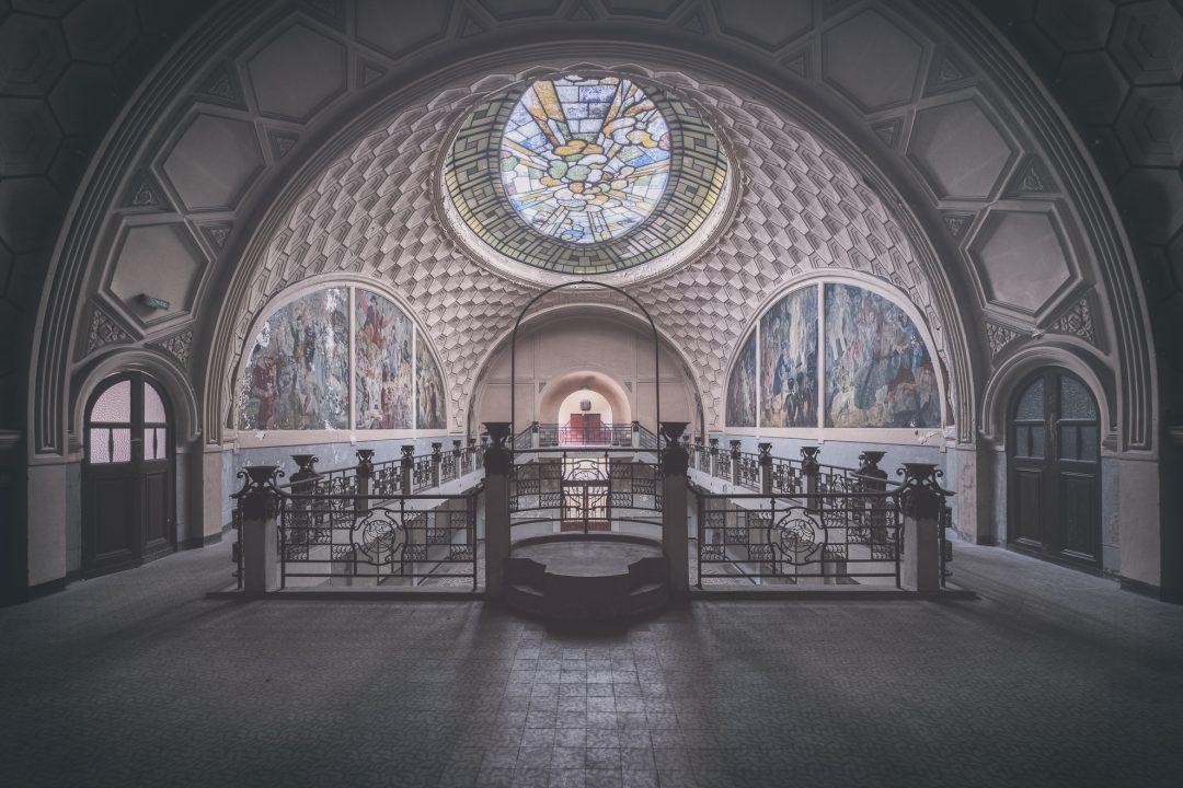Théâtre Des Reines | Loisirs | Lieux oubliés | Urbex | RanoPano Photography