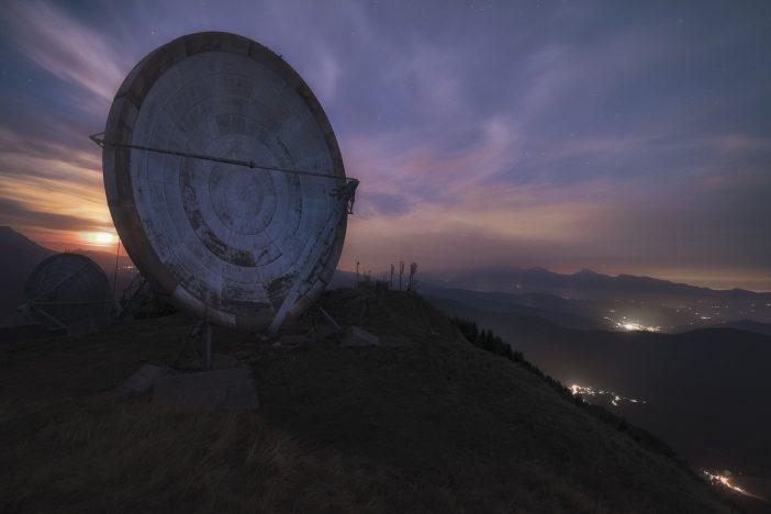 Radars | Industriel | Lieux oubliés | Urbex | RanoPano Photography