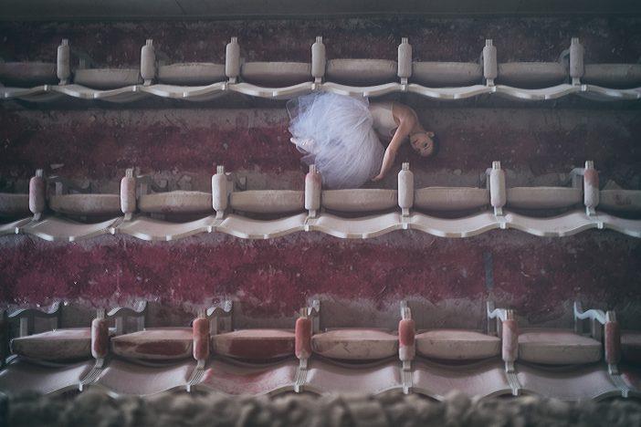 Théâtre à l'Italienne | Shooting | Lieux oubliés | Urbex | RanoPano Photography
