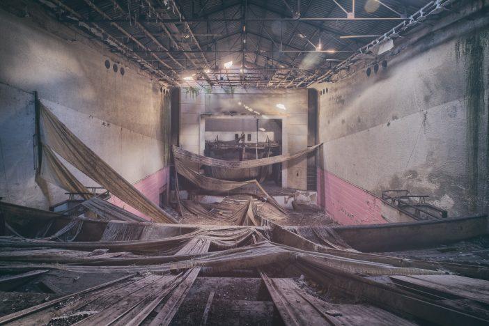 Magic Lantern Cinema | Loisirs | Lieux oubliés | Urbex | RanoPano Photography