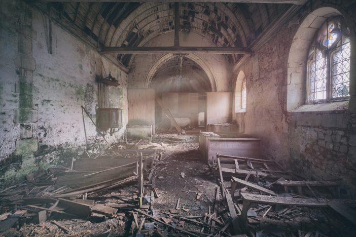 Desperate Church | Lieux de Cultes | Lieux oubliés | Urbex | RanoPano Photography