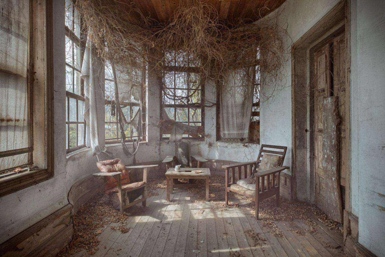 La Hacienda De Belomonte | Residentiel | Lieux oubliés | Urbex | RanoPano Photography