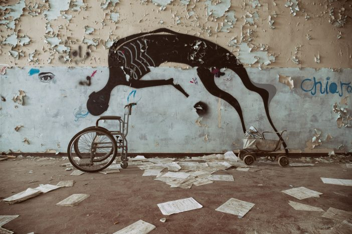 Manicomio Di C | Medical | Lieux oubliés | Urbex | RanoPano Photography