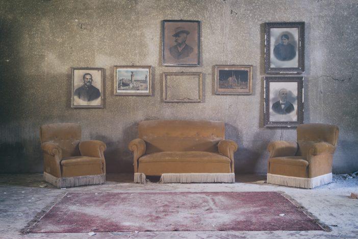 Villa Artista | Residentiel | Lieux oubliés | Urbex | RanoPano Photography