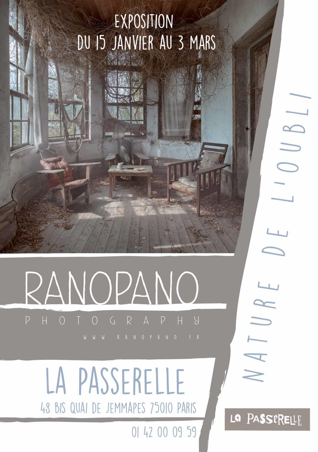 Exposition La Passerelle