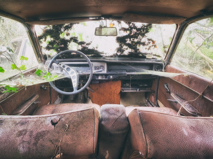 Garage Destruction Derby | Death Race 68 | Lieux oubliés | Urbex | RanoPano Photography